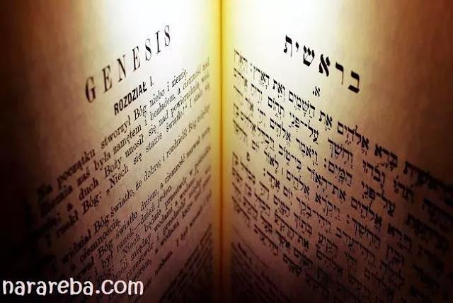 Genesis, Kitab Kejadian