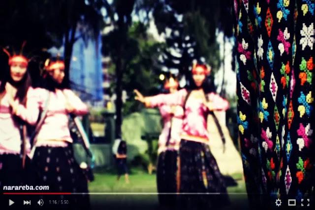 "Video dan Lirik Lagu daerah ""Ite Manggarai"""