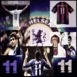 Pemain sepak bola nomor punggung 11